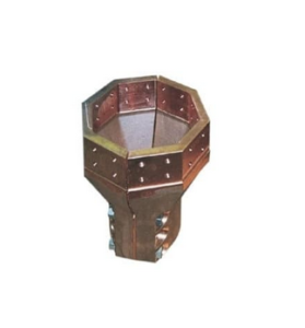 Electic connector for power plant